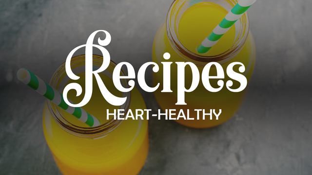 Recipe: Juice to strengthen the heart