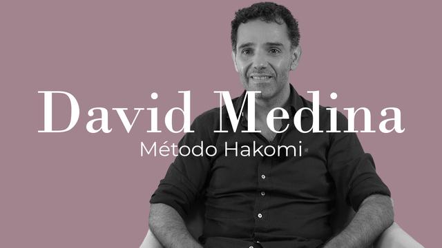 Entrevista a David Medina. Método Hakomi.